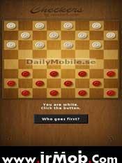 Checkers v1.02