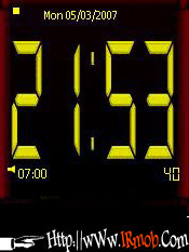 Digit Clock v1.0