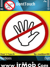 Dont Touch v1.0