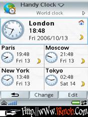 Handy Clock v1.0